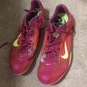 **RARE!!** Nike Zoom Mamba 2 Distance Spikes!